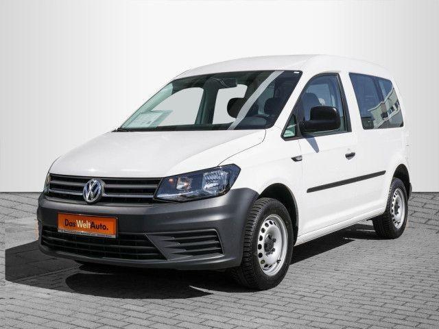 Volkswagen Caddy 2.0 TDI Kombi Klima GRA PDC hi ZV