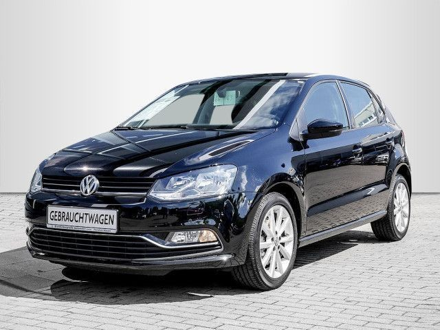 Volkswagen Polo 1.2 TSI Highline Navi Klimaauto Sitzheiz