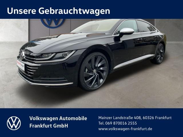 Volkswagen Arteon Elegance 2,0 l TDI SCR 140 kW (190 PS) 7-Gang-Doppelkupplungsgetriebe DSG