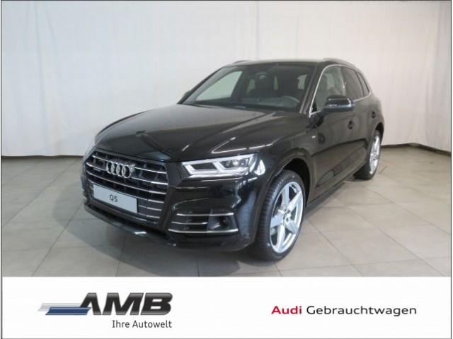 Audi Q5 S line 55 TFSI e Luft/Matrix/B&O/VC/Nav+/HuD