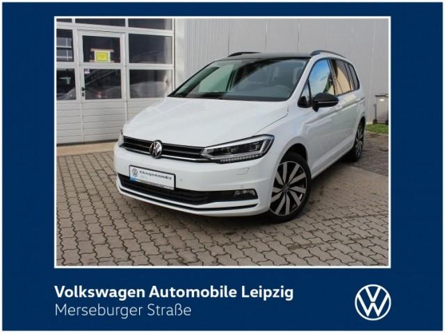 Volkswagen Touran Highline 2.0 l TDI SCR 110 kW DSG*AHK*RFK