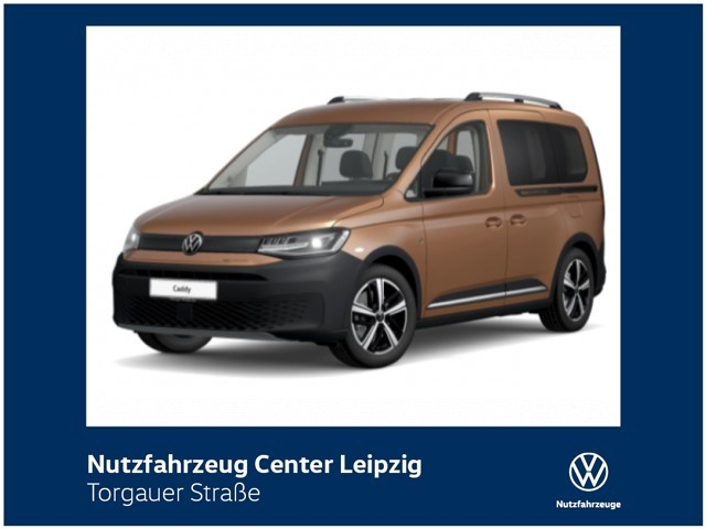"Volkswagen Caddy ""PanAmericana"" 5-Sitzer 2.0 l TDI 90 kW"