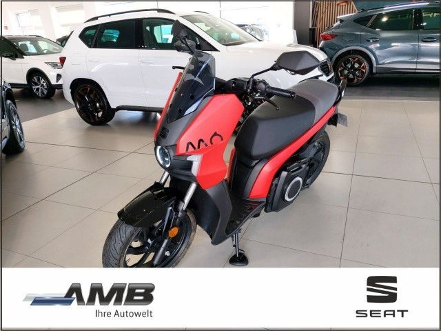 Seat MÓ eScooter 125 Daring Red